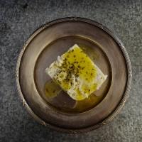 Chèvres à l'huile d'olive